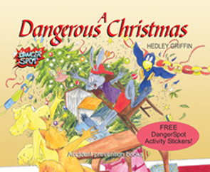 'A Dangerous Christmas' book