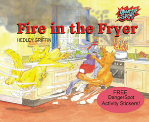 'Fire in the Fryer' book