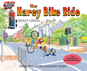 'The Harey Bike Ride' book