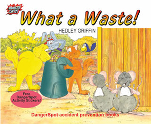 'What A Waste!' book
